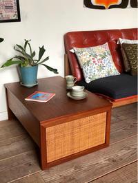 Side table for Daybed(Hans Olsen) - hails blog
