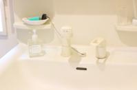 自祝期間に、片づけプロジェクト! vol.5:洗面台のお片づけ - キラキラのある日々