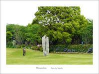 芝生の庭 - Minnenfoto