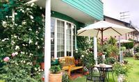 やっと片付いたガーデン♫と素敵便⑵ - 薪割りマコのバラの庭