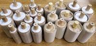 24本の網袋の筒 - よしのクラフトルーム