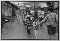 80年代夕張165・炭山祭り - 萩原義弘のすかぶら写真日記