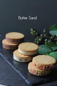 バターサンド作ってみました - SUGAR & BUTTER