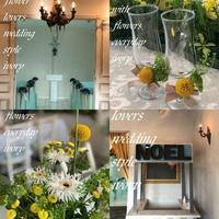 〜週末の婚礼から〜おん -  Flower and cafe 花空間 ivory (アイボリー)