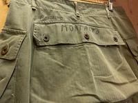 5月26日(水)マグネッツ大阪店Vintage入荷日!! #7 U.S.Military Part2編!! U.S.M.C.&U.S.Army P-44 MonkeyPants!! - magnets vintage clothing コダワリがある大人の為に。