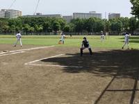 今日は野球 - Macんち日記2