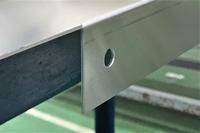 SUS304 1.5ミリ曲げ - ステンレスクリーンカットのレーザーテック