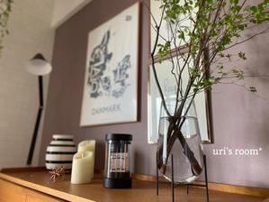 uri's room* 心地よくて美味しい暮らし