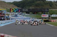 NTC CUP SERIES rd.2(2021年5月16日)終了 - 新東京フォトブログ
