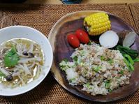 パラパラ炒飯 - 好食好日