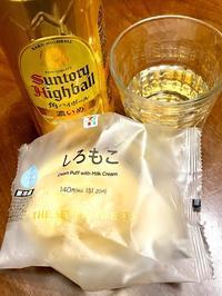 しろもこ@セブン(寝る前だから写真だけ。笑) - よく飲むオバチャン☆本日のメニュー