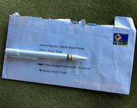 差出人不明の手紙、満ち潮/ A Threatening Letter, High Tide - アメリカからニュージーランドへ