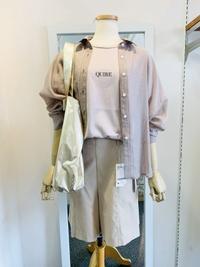 羽織りに使えます😊 - Select shop Blanc