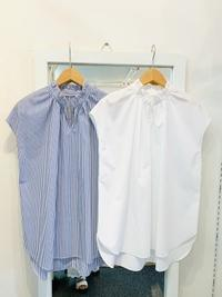 フリルブラウス🤍 - Select shop Blanc