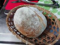 良い粉でパンを焼く - ないものを あるもので