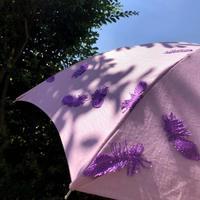 新作日傘アップ日時変更のお知らせ - 傘に埋もれる日々 -京都1903年からの洋傘制作の現場より-