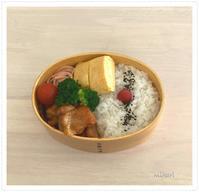 鶏もも肉の照り焼きで夜勤のお弁当とプリン - Mikari's Blog