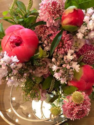 ピヴォワンヌ コーラルチャーム - 花と暮らしのデコラシオン