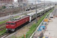 2021/5/24 Mon. EF81+215系 青森疎開配給 東海道貨物線 - PHOTOLOG by Hiroshi.N