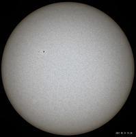 5月31日の太陽 - お手軽天体写真