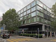 「 Park Hyatt Zurich  」チューリッヒスイス - 食べて、寝るだけ