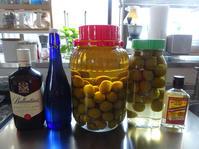 去年の梅酒を味見して、梅シロップを仕込む - マイニチ★コバッケン