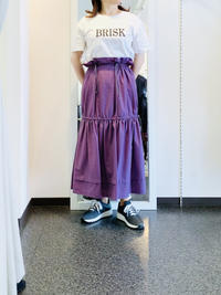 新入荷のドロストスカート🎶 - Select shop Blanc