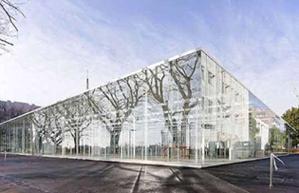 現代建築における入口性 - 風景をめざして