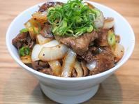 ガリバタ牛丼 - sobu 2