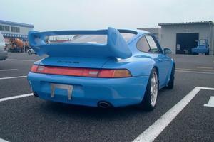 993RSに乗り始めてからの7回の引越しとナンバープレート - ポルシェ993RS & クレーマーK4(944)との日々 ~The Blue Water ~