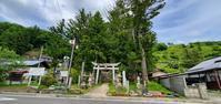 諏訪神社@福島県小野町 - 963-7837