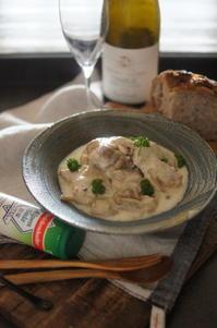 チキンハーブクリーム煮とお友達との交歓会 - The Lynne's MealtimesⅡ
