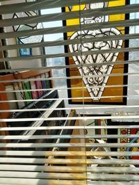 変えてみました - atelier GLADYS  ステンドグラス工房 作り手の日々