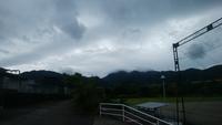 雨上がり - 日々の風景