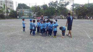 SLクラス練習試合 -