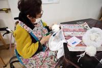 ポンポン人形~ うさぎ ~ - 鎌倉のデイサービス「やと」のブログ
