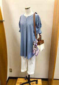 夏をおしゃれに♪ 着回し力抜群のオン・オフ着られるパンツStyle - Bashamichi's Blog