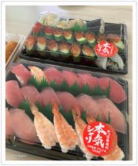 かっぱ寿司のテイクアウトで夜ご飯。 - Mikari's Blog