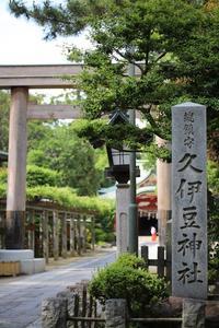 久伊豆神社でスピリチュアルな黒アゲハ☆そして仕事も営業再開しました。 - 猫の部屋