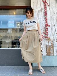 「ayane アヤン」新作スカート入荷です。 - UNIQUE SECOND BLOG