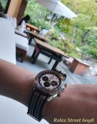 アティックルーム靖国外苑 - 遊馬の機械式時計ブログ Rolex Street 6098