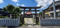 矢場八幡神社@福島県白河市 - 963-7837