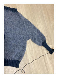 糸が、、! - 編みあみ*さんぽ道