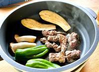 キャンプ飯 @山ごはん(肉と野菜とワインとワタシ) - よく飲むオバチャン☆本日のメニュー