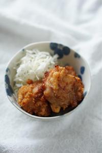 鶏の和風唐揚げ。(レシピあり♪) - あーちゃんカフェ