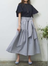 ティアードスカート🤍 - Select shop Blanc