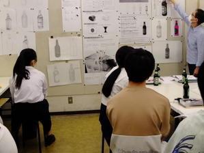 デッサン強化週間 2021年6月 - 教室通信/松尾美術研究室