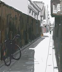 829 路地 - こだわりの風景画(別館)