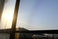 朝から晴天 - 空を見上げて