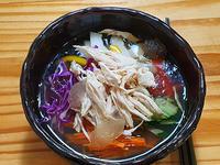 鶏の冷たいスープ、チョゲタン - pig meets monkey